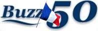 Buzz50 senior chat over 50 logo