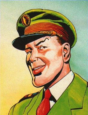 Dan Dare's Avatar