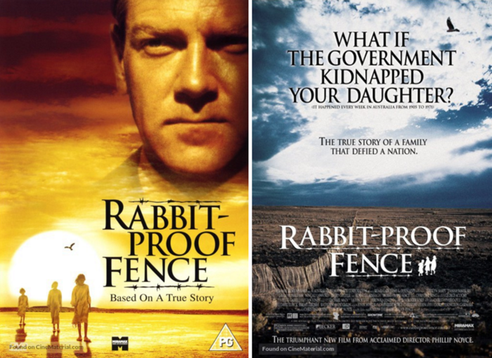 rabbit-proof fence essay journey Rabbit proof fence discuss the symbolism and motifs in the 'rabbit proof fence it follows the journey of three young girls  'find that rabbit fence.
